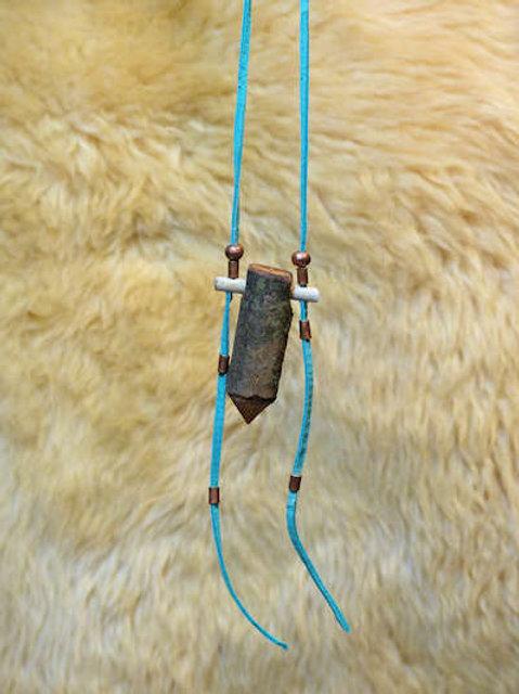Shamanic Lightning Necklace 17
