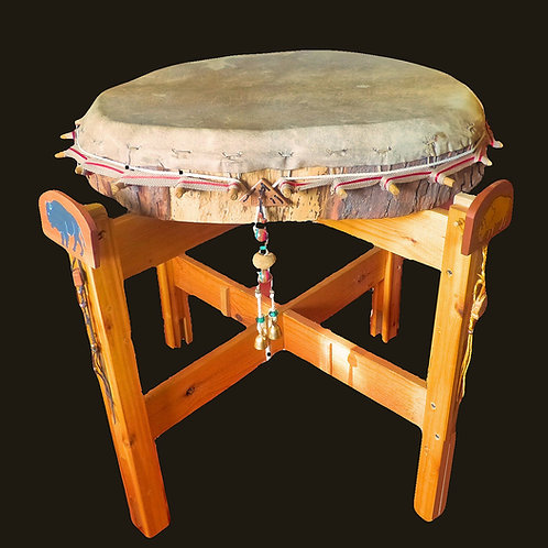 Shaman's Buffalo Spirit Powwow Drum