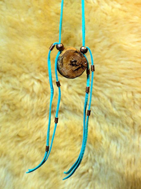 Shamanic Lightning Necklace 3