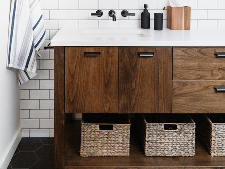 Getting the most from your bathroom vanities