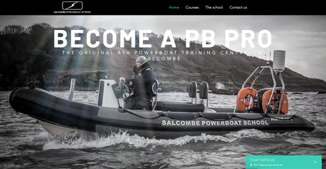 Salcombe Power Boat School