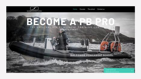 Salcombe Powerboats