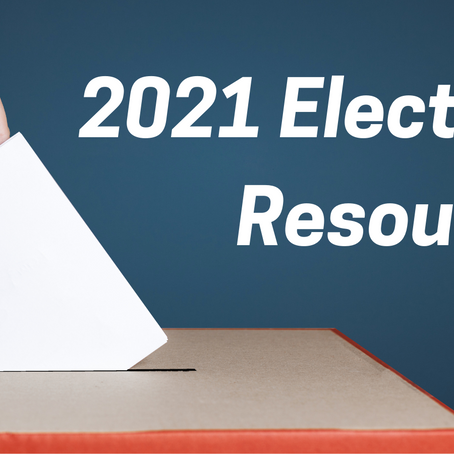 2021 Elections Resources
