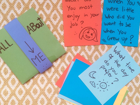 All About Me - Child Therapy Cards Game