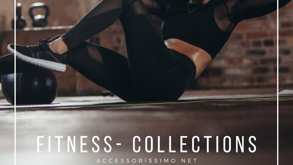 Nueva colección Accessorissimo de ropa deportiva para hombre y mujer