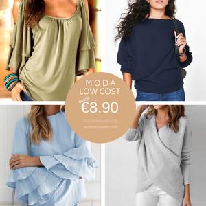 Accessorissimo - colecciones de moda joven y ropa de mujer a precios economicos - camisas - pantalones - jerseys - tops