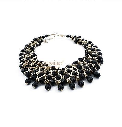 CRISTALLY - Collar mujer