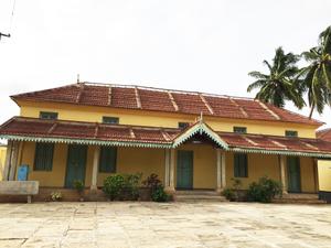 Sir M Visheshwarayya's house, Muddenahalli