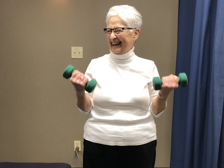 Why is strength training in the aging adult so important?