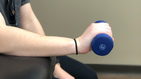Tennis Elbow...Physiotherapy and massage therapy can help