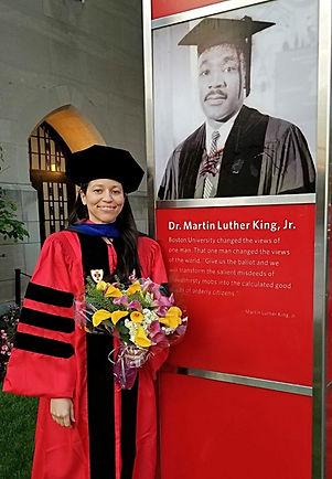 Dr. Gail N. Kemp Graduation