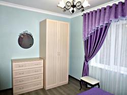 Апартаменты. Спальня