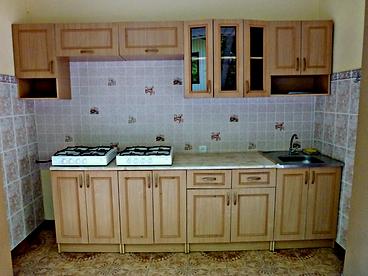 Общая кухня на 4 номера