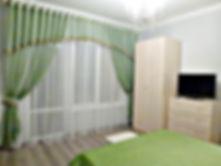 Апартаменты однокомнатные. Номер с кухней, террасой и отдельным входом