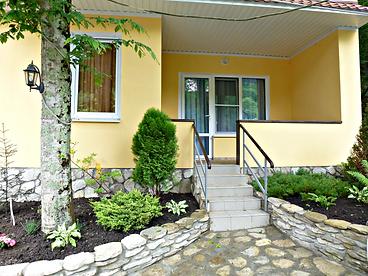 Комфортабельные номера с балконом и кухней