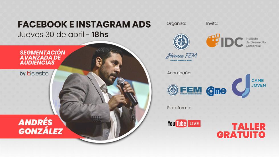 El IDC capacitará en segmentación de audiencias en redes sociales