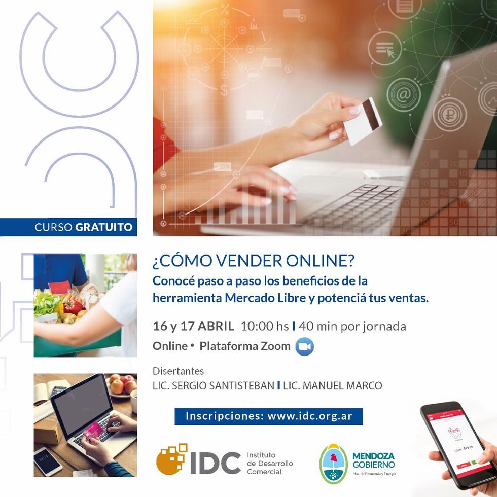 El IDC brindará capacitación online para pequeños y medianos comerciantes