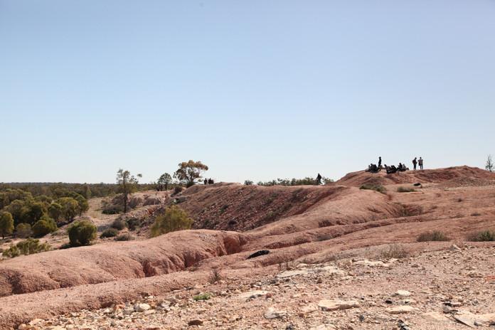 Lightning Ridge Site