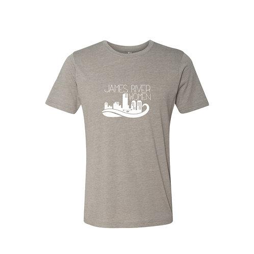 UnisexJames River Women T-shirt