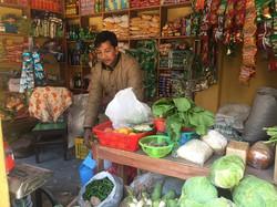 Buying supplies for Kali Gandaki River