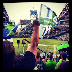 Seattle sounders ole!