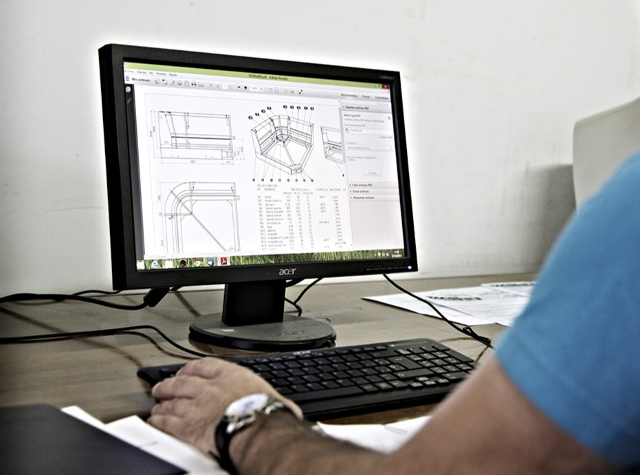 Oficina técnica de Mapay