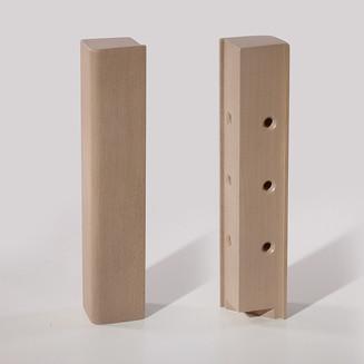 Pata canape cambrian en madera