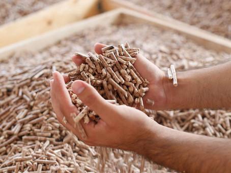 Mapay, el pellet y la economía circular