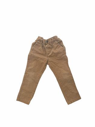Hnědé kalhoty, NEXT, vel. 18-24m