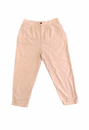 Meruňkové kalhoty, ZARA, vel. S