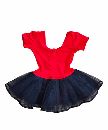 Šaty s tylovou sukní, vel. 4 roky