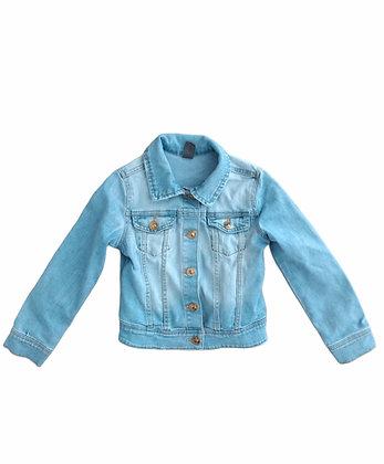 Džínová bunda, ZARA, 4-5 let