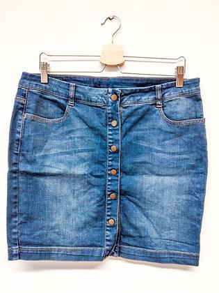 Džínová sukně, Vero Moda, vel.42