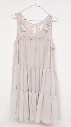 Šaty nude, H&M, vel.38