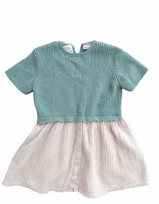 Šaty , ZARA, vel. 3-4 roky