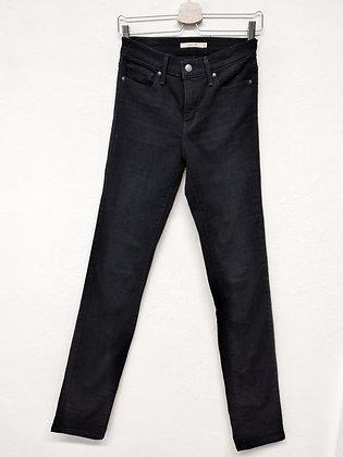 Černé džíny, Levis, vel. 26