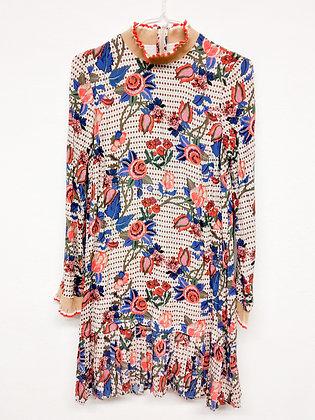 Květované šaty, Rich&Royal, vel.40