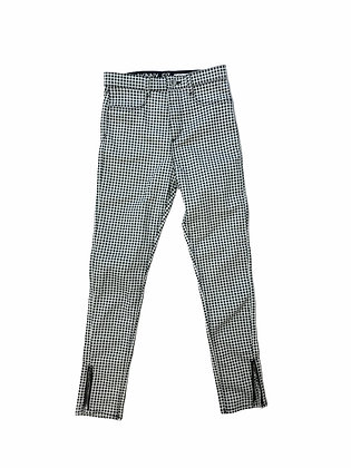 Kostičkové kalhoty, H&M, vel. 10-11y