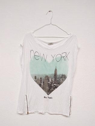 Triko New York, Pull&Bear, vel. S