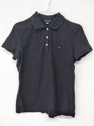 Černé triko, Tomy Hilffiger, vel. M