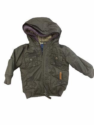Černá bunda s podšívkou, Timberland, 18m