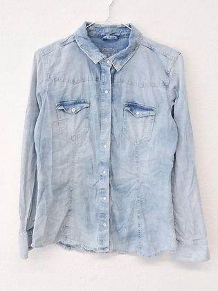 Džínová košile ZARA, vel. M