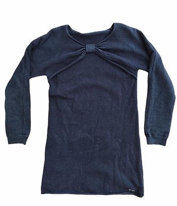 Tmavě modré šaty, Chloé, vel. 6 let