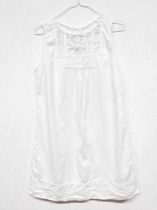 Bílé šaty s krajkou, NEXT, vel.42