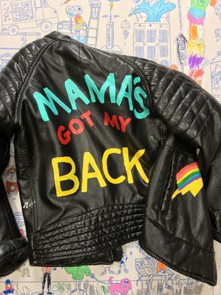 Painted Jackets Zara