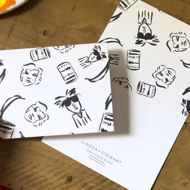 Stationery by Lindsay Stewart