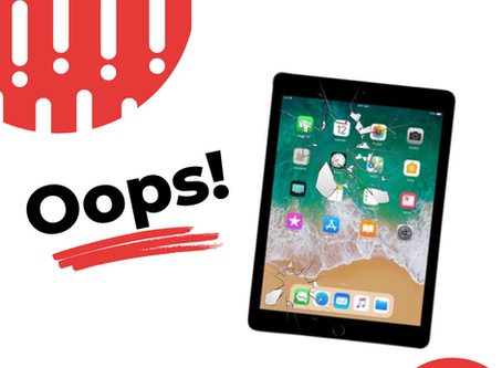 The Scariest Tablet Repair Mistakes