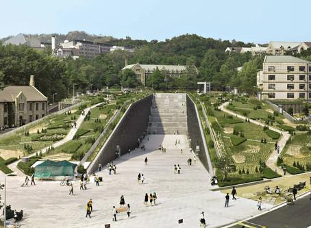 Ký túc xá sang trọng, hiện đại giữa lòng Seoul