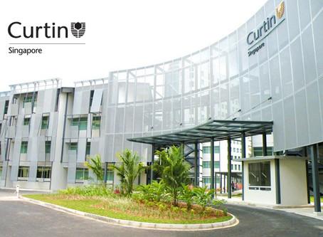 Học bổng từ Đại học Curtin Singapore