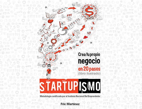 eBook Startupismo